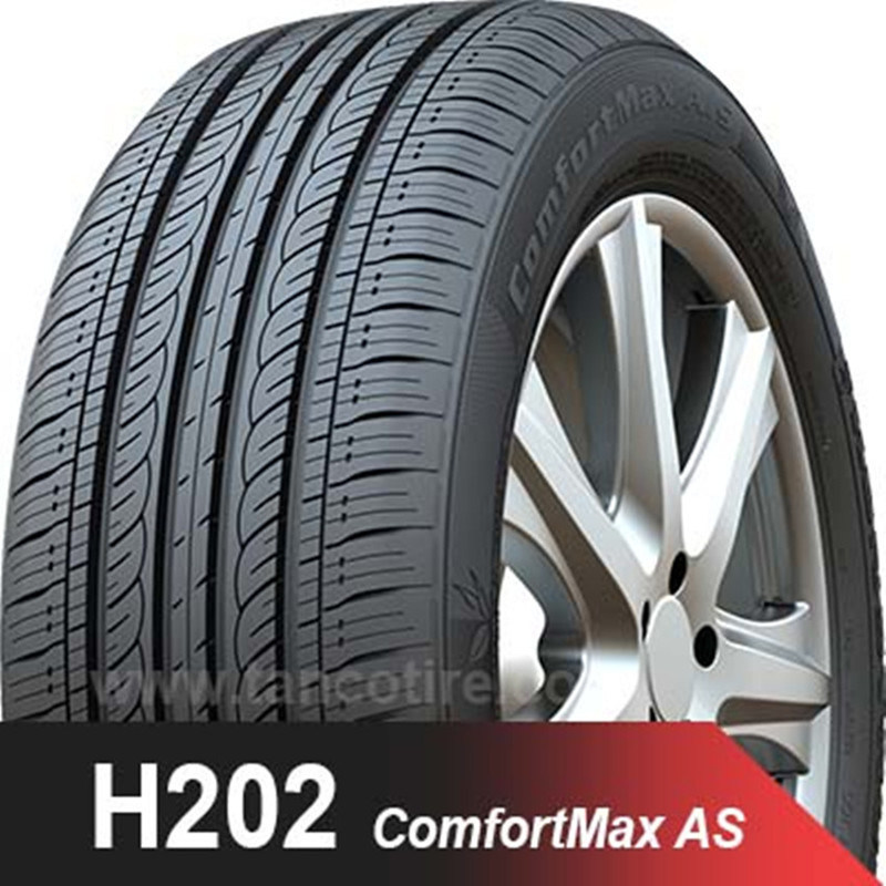 Tanco Passager Car Tyre Manufacturer with Bis H202 Pattern 175/70r13 205/55r16 185/65r15
