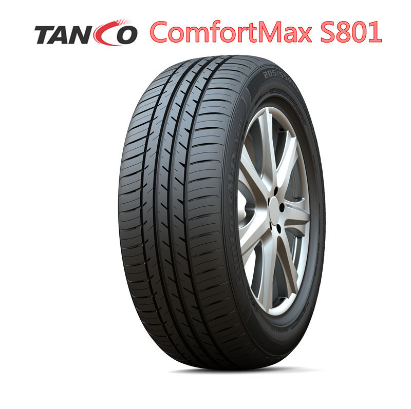 Tyre Manufacturer with Bis Made in Tanco Company S801 175/75r13 185/65r15 205/55r16
