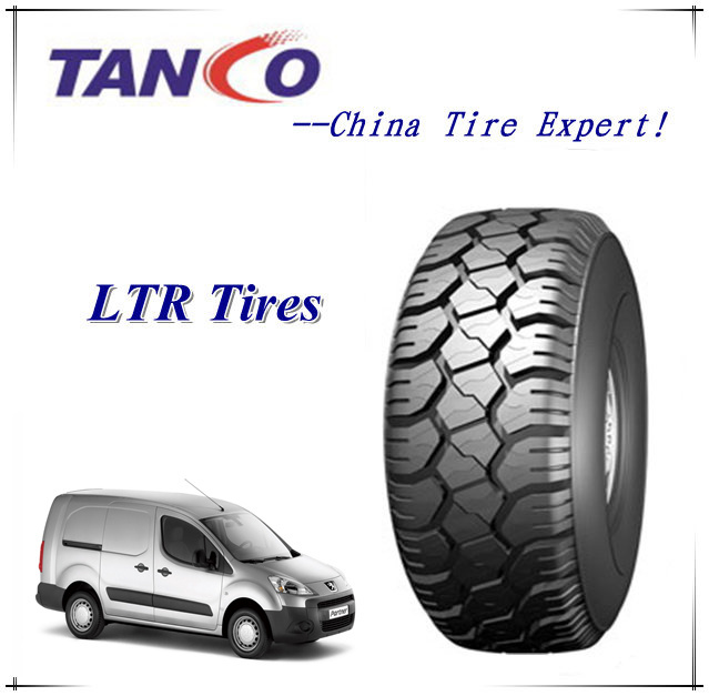 Haida/Tianfu Brand LTR Tyres 5.00r12lt 500r12lt 8ply