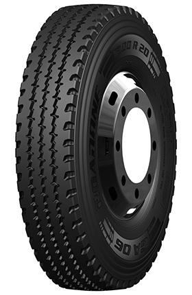 China Brands Medium Long Haul Vehicles Truck Tire