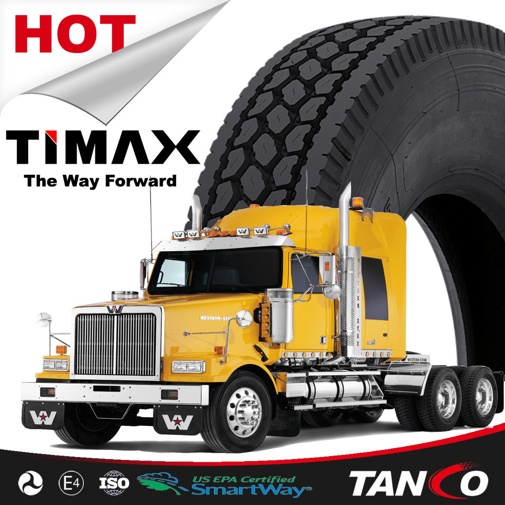 Timax Truck Tires 285/75r24.5 for USA Market
