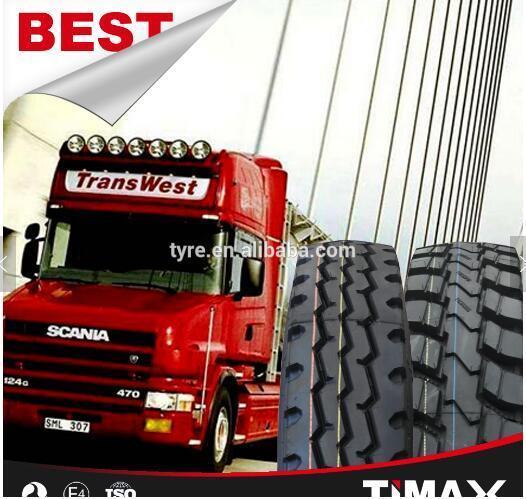 Timax 800, 000 Kilometers Truck Tyres 9r20 10r20 11r20 12r20 12r24