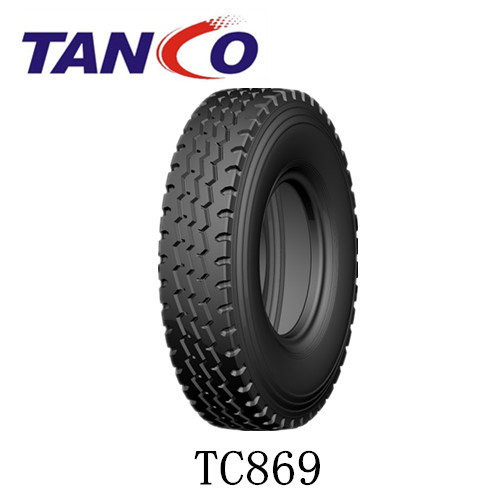 Wholesale Price High Quality Like Doublestar New Tire Brand Tanco Timax New Radial Rubber Solid Truck Tire From China Size 315/80r22.5 12r22.5 1100r20