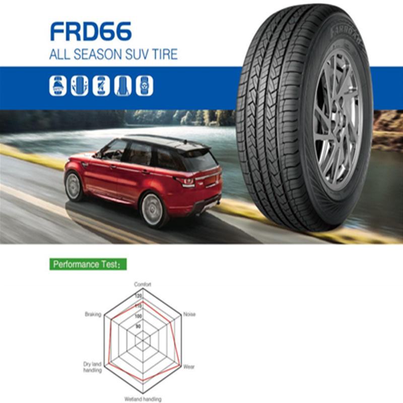 Winda Tyre Inmetro Passenger Car Tyre Wholesale Radial Passenger Car Tyres with Gcc SUV PCR with Inmetro Certificate