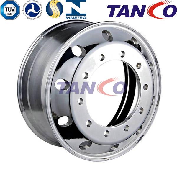 Lm-Aluminum Alloy Steel Truck Wheel Rim (22.5*8.25, 22.5*9.00, 22.5*13)