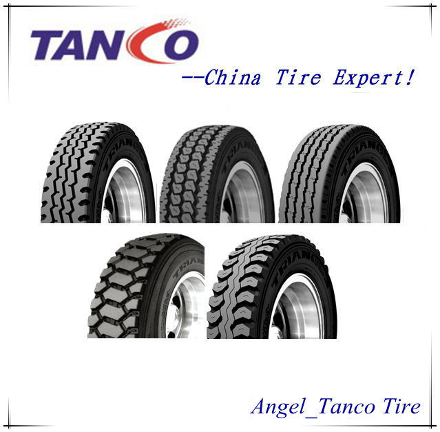 Fast Delivery Truck & Bus Radial Tires-