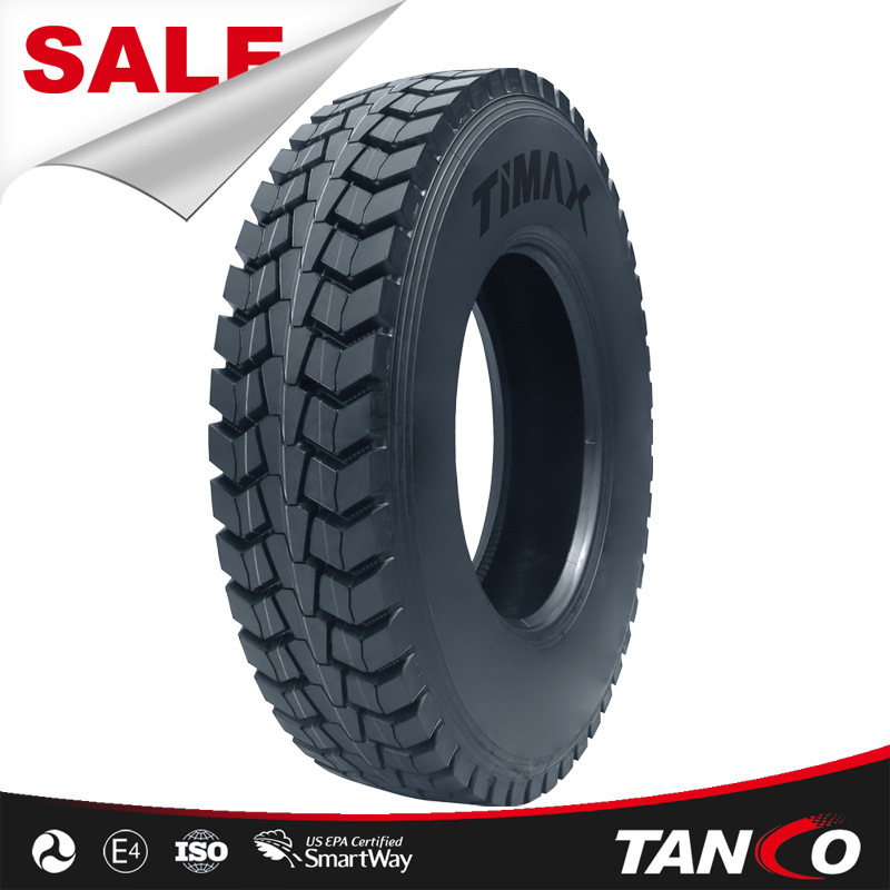 High Quality Truck Tyre, Timax New Tire 315/80r22.5-20pr