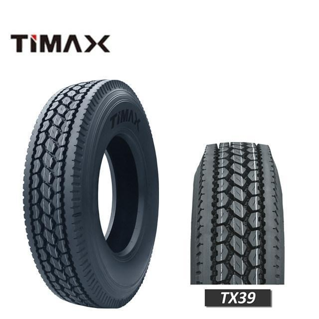 DOT/Smartway Certified Truck Tires, Timax Tires 11r22.5 16ply