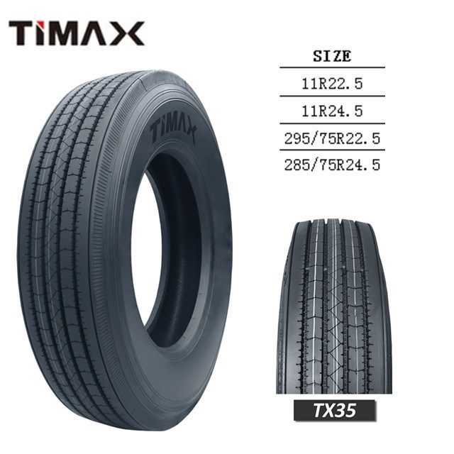 DOT Approved Cheap China Wholesale Semi Truck Tire (11r 22.5, 315 80 22.5, 245/70r19.5, 275/70r22.5, 295/75r22.5)