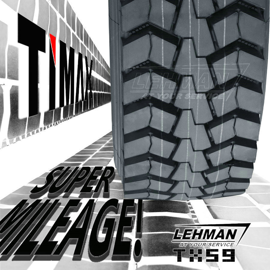 Truck Tyre with High Quality for South America Market