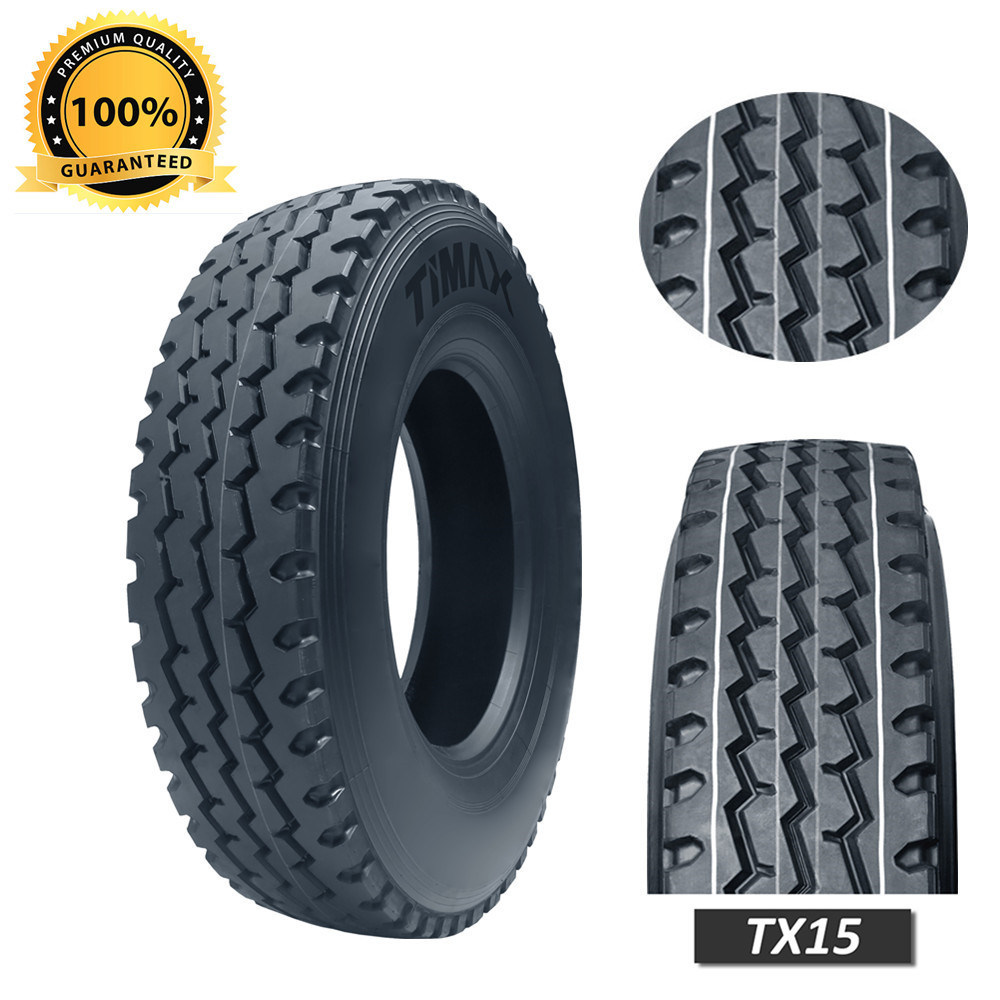 Commercial Truck Tire Made in China12r/22.5 Truck Tire, 11r 22.5 Tire 295 80 22.511r/22.5 Truck Tire 185/65/14