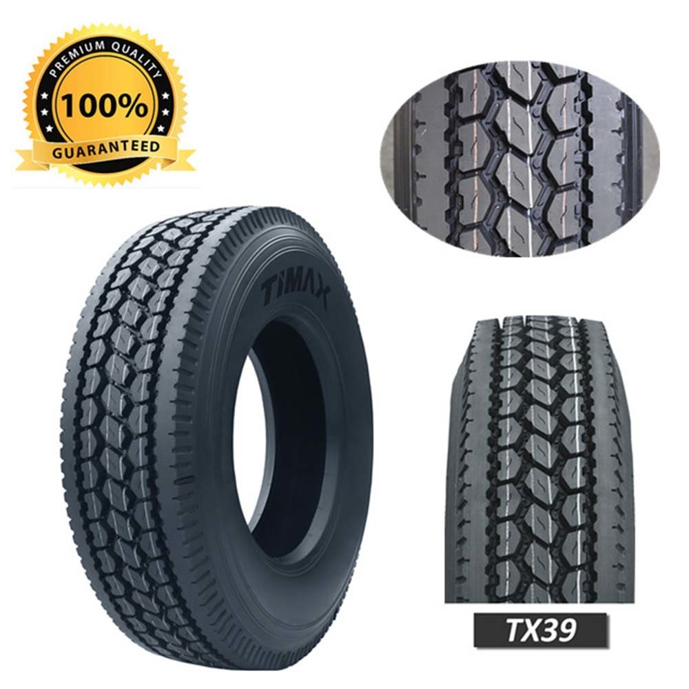 Import 295 75 22.5 Truck Tire, Triangle Mrf Tire Airless Tire 24r, 1020