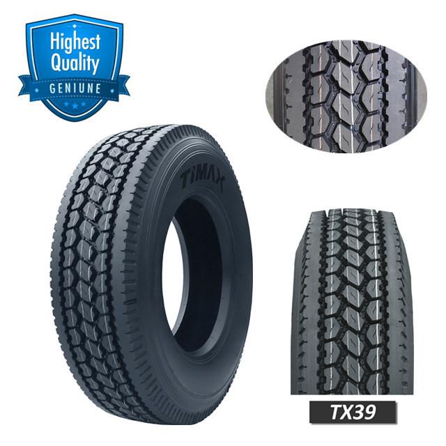 All Steel Radial Truck Tyre Drive Tire (11r22.5 11r24.5 295/75r22.5 315/80r22.5 385/65r22.5)