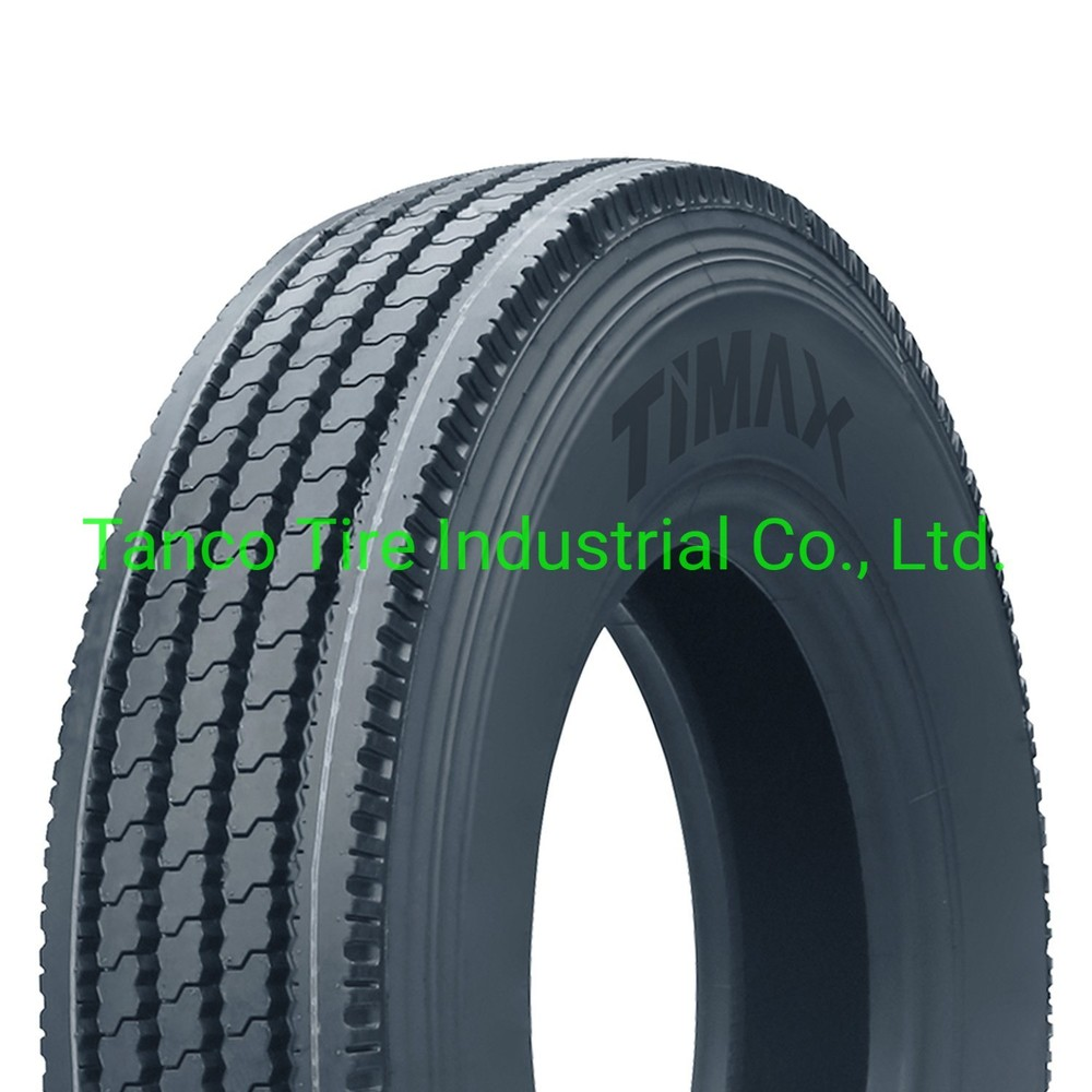 Top Brand All Steel Radial TBR Timax Rubber Truck Tyre