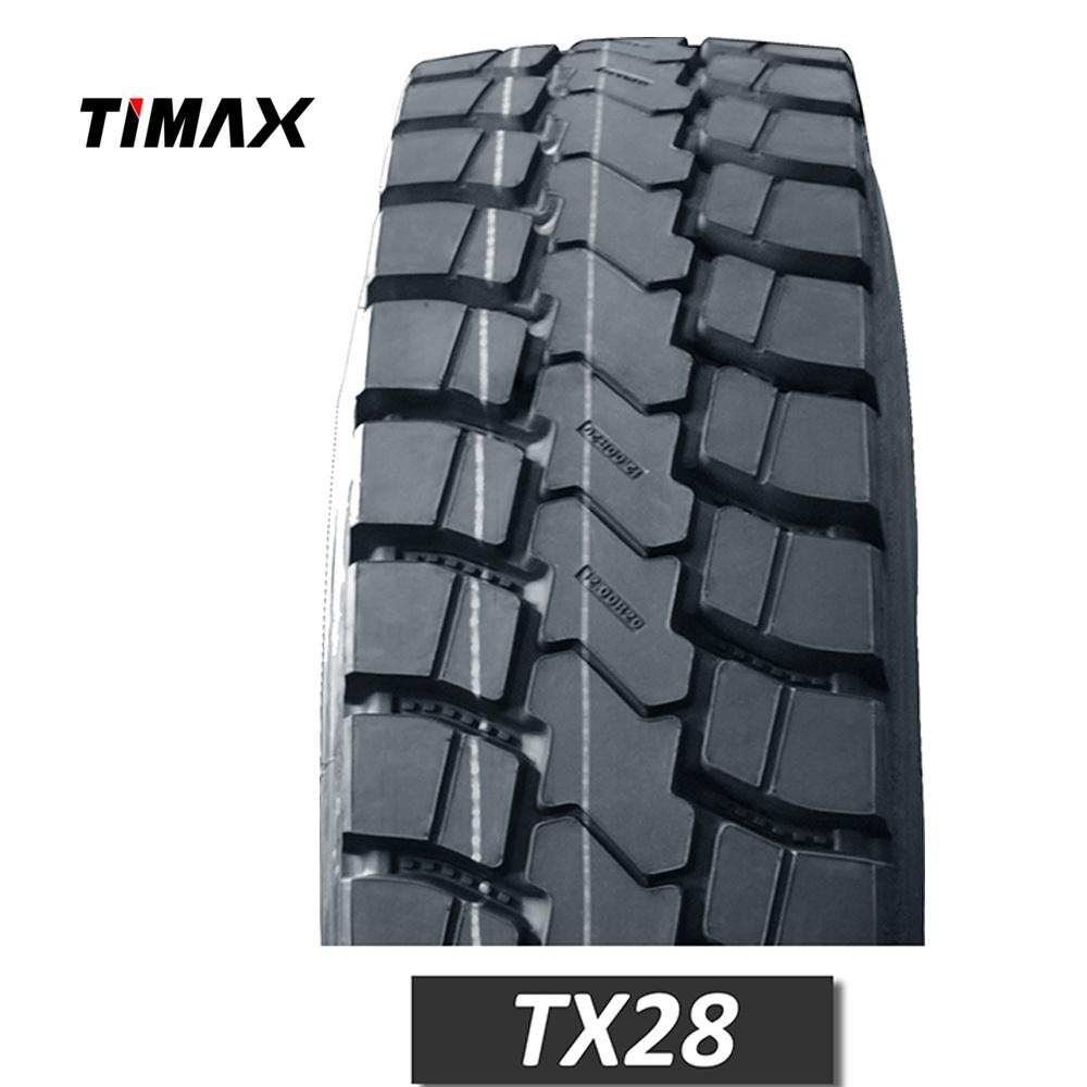 11r22.5 315/80r22.5 12r22.5 295/75r22.5 Kapsen/Three-a/Taitong Brand Factory Locate in Thailand