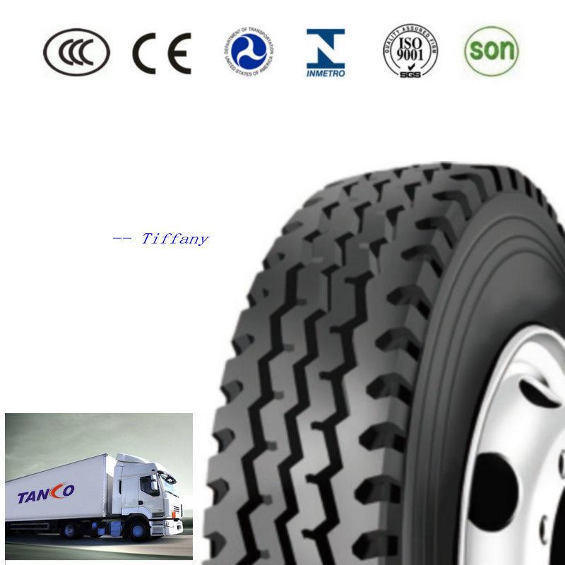 Chinese Brands Semi Truck Tire 295/75r 22.5 215 75 17.5