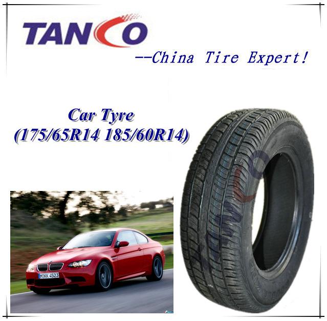 PCR Tires for Car Passenger Car Tyres China Brand All Season Auto New Car Tires 175/65r14 185/60r14 185/65r14 195/65r14 185/70r14 195/70r14 205/70r14