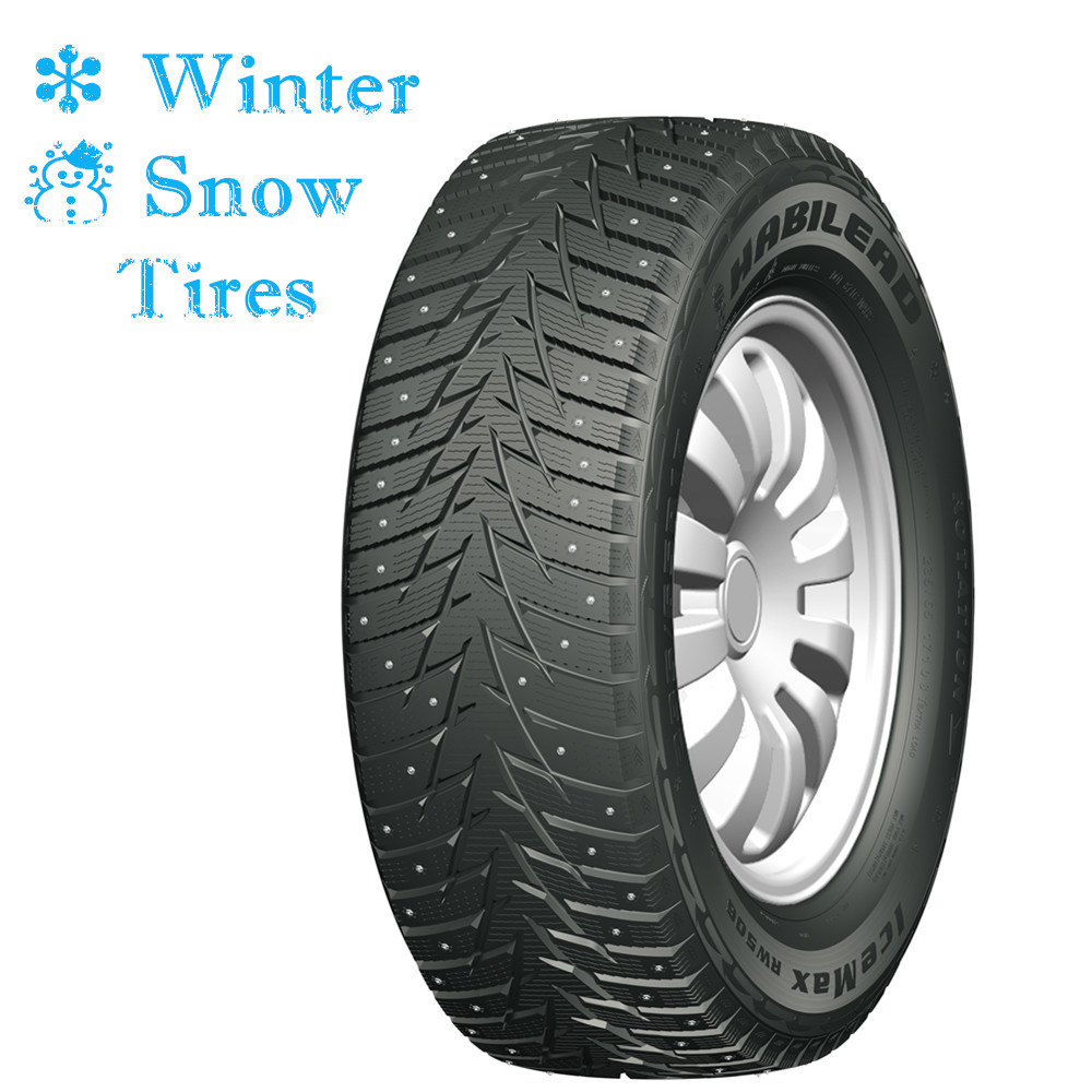 New Car Tyre Winter205/55/16 Snow Tires, 195/65/15 Snow Tyre with Spike 245/40r18 Haida PCR Tyre