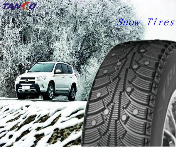 New Radial Tubeless Snow Winter Tires Passenger Car Tyre