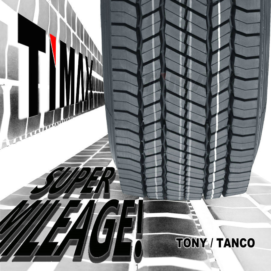 288000kms 11r22.5, 295/80r22.5 Radial Truck Tyres for Latin America South America