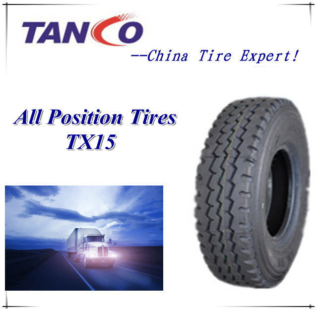 Truck & Bus Radial Tyre 295/80r22.5 Wholesale Tyre