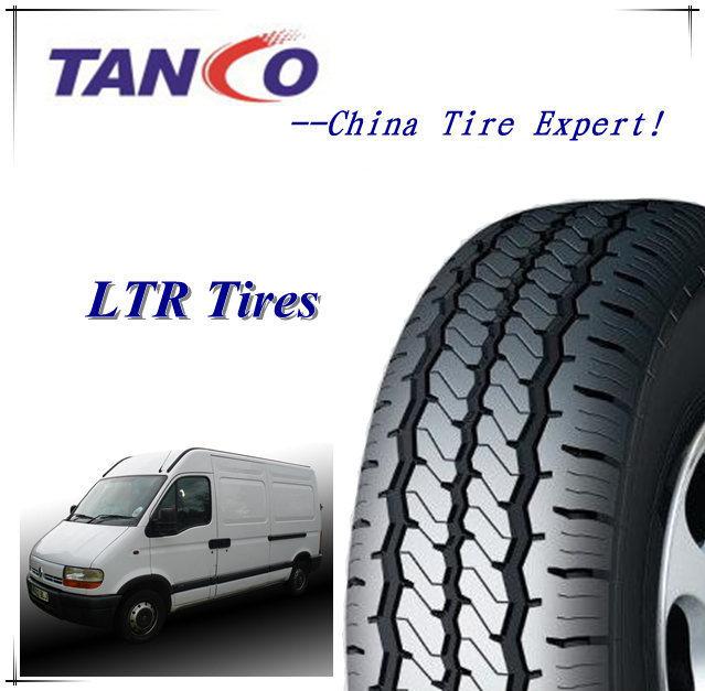 Light Truck Bus Radial Tyre 7.00r16 Good Quality