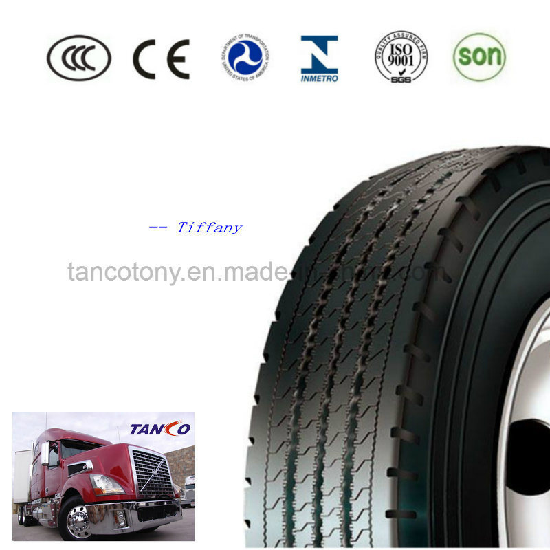 Long Mileage Quality Light Truck Radial Tyre 7.50r16
