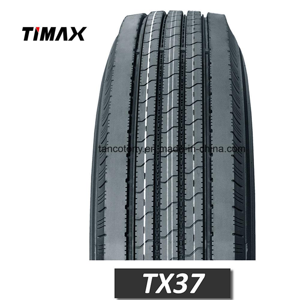 Constancy Tire Timax Tire 295/75r22.5 Best Selling Steel Radial Truck Tyre