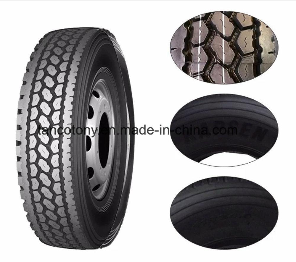 Factory Best Price Radial Trailer Truck Tyre 295/80r22.5, 315/80r22.5 11r22.5 11r24.5