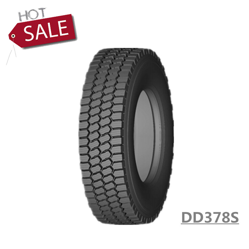 Wholesale Semi Truck Tires Price 11r22.5 295 75 22.5 Truck Tire in Paraguay, Made in Thailand