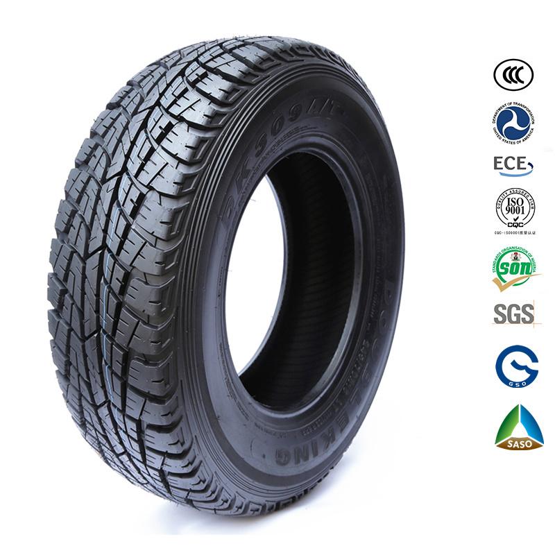 Double King Brand PCR Passenger Car Tires SUV Llantas 195/65r15 215/45r17 225/45r18 225/40r18 Cheap Chinese Tires Gso ECE DOT Saso Gcc Soncap for Africa