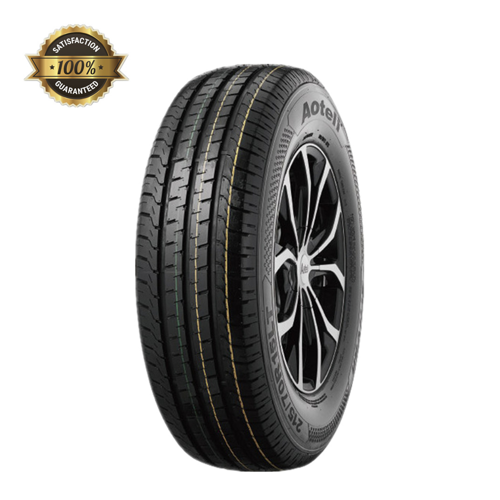 China PCR Commercial Van Tires Tubeless Radial SUV Tyres 195r15 195r14 185r14 165r14 175r13 Light Truck Not Used Effivan Effitrac High Quality with Cheap Price