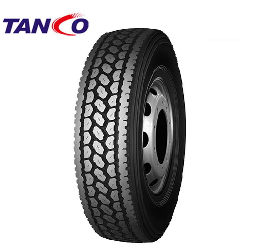 295/75r22.5 Commercial Truck Tire DOT Certified, New Tires for Trailer /Steer /Drive