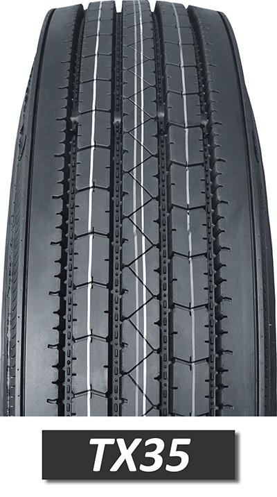 Popular Among America Market Heavy Duty Truck Tire 11r22.5