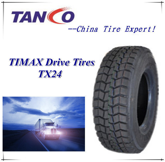 Brand New Tyre with High Quality 12.00r20