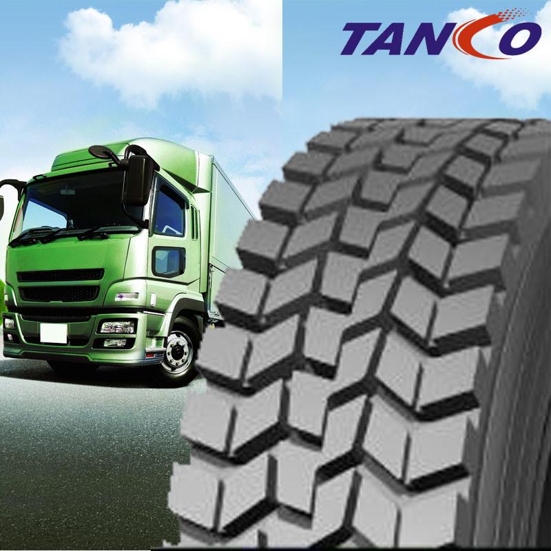Tube Truck Tires for MID-East Market 12.00r20
