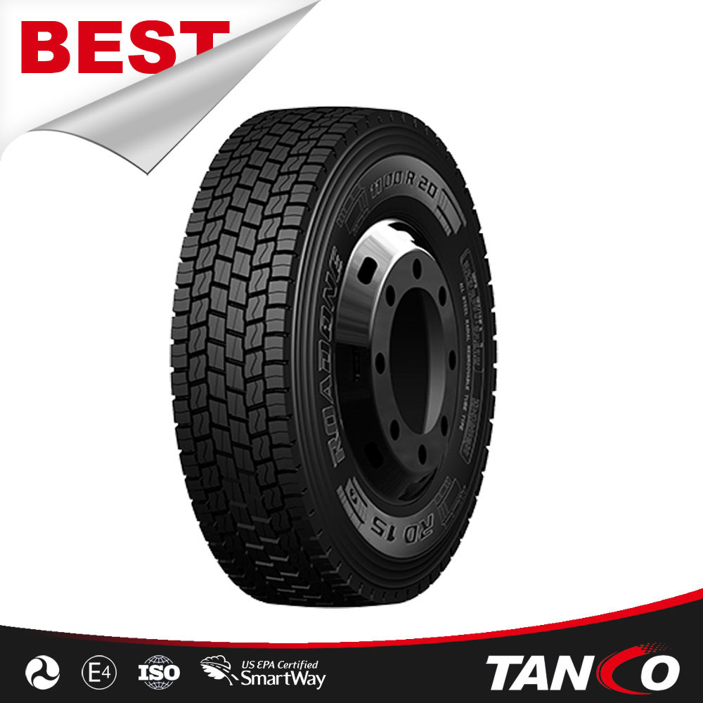 Best Chinese Tires Truck Tyres Roadone Brand 11r22.5 12r22.5 295/80r22.5 315/80r22.5 385/65r22.5