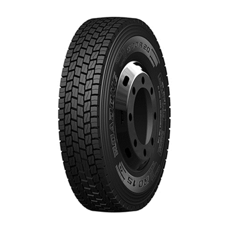 Heavy Load Capacity All Wheels Position Truck Tire From Professional Supplier