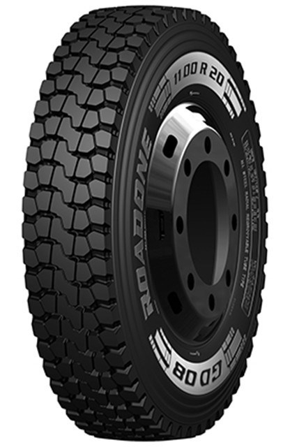 New Radial Heavy Duty TBR Tubeless Truck Tyre From China Wholesale