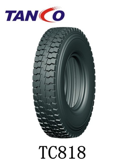 R16-R24 Inch Sizes TBR Kapsen Doupro Triangle Terraking Brand China Dongying Factory Truck Tires for Sale