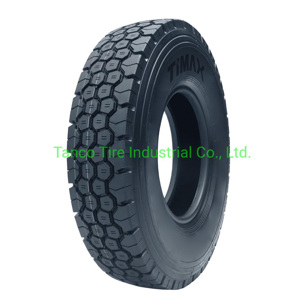Super Mileage Heavy Duty Bus Truck Tyre Trailer Radial Tubeless TBR