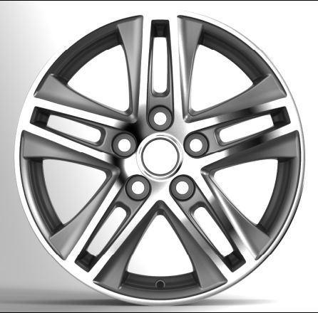 Chinese Truck Car Wheel Alloy Aluminium Car Steer Wheel for Sale