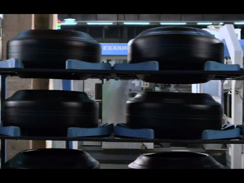 Timax High Quality Tire Manufacturing Process