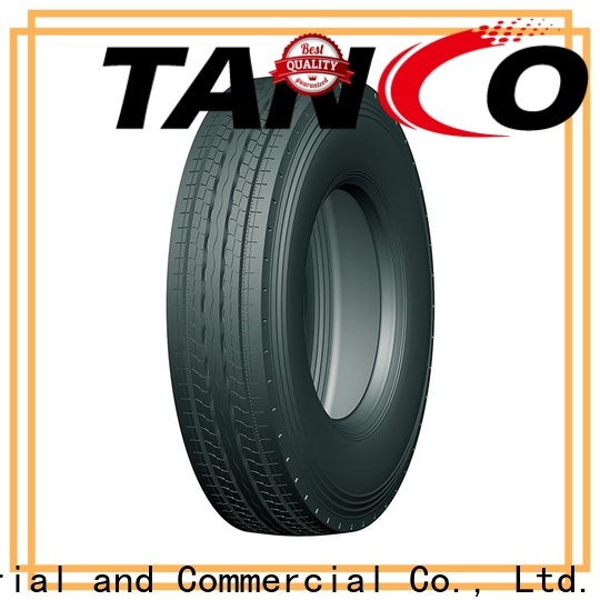 radial radial trailer tires well design for transport