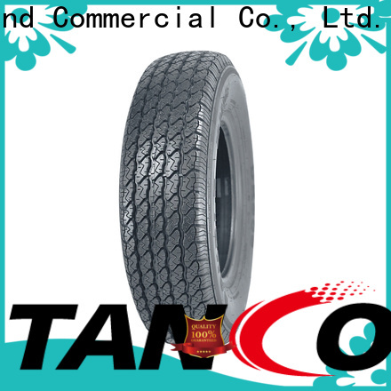 certificated car tyres supplier for commercial