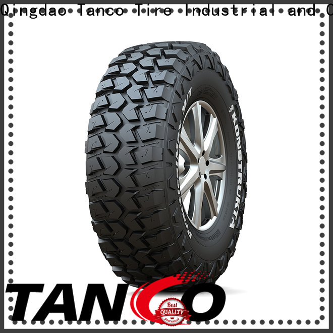 cost-effective all terrain tyre with good price for vehicles