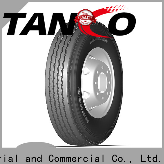 radial trailer tires with good price for transport