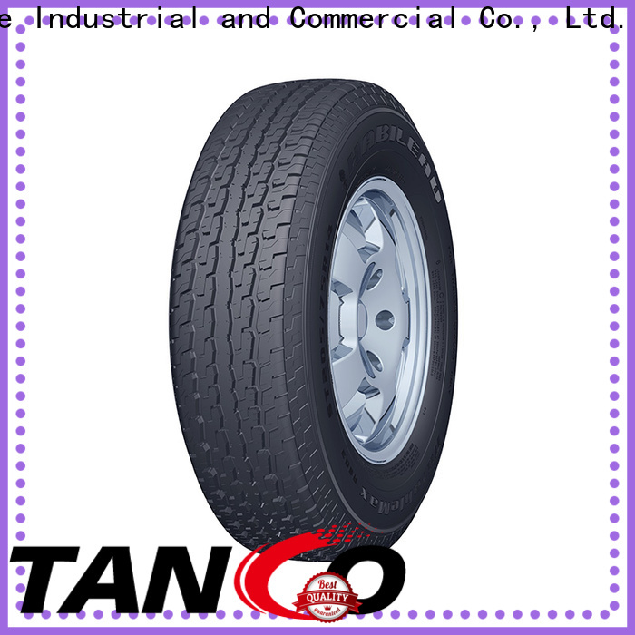 sturdy best light truck tires supplier for transportation