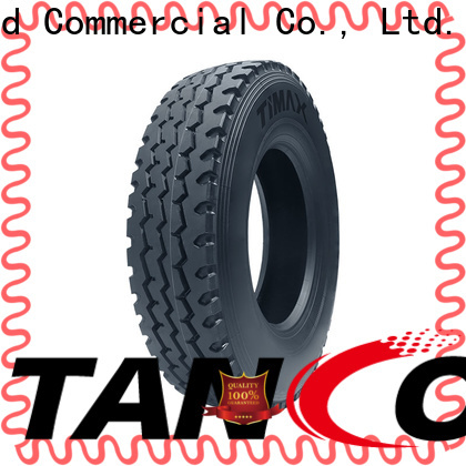 efficient truck bus radial tyres from China for semi truck