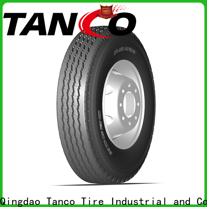 Tanco Tire,Timax Tyre truck steer tires well design for transport